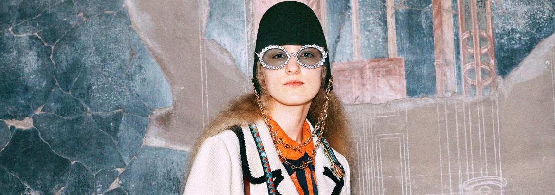 Pre-Fall 2019: Gucci