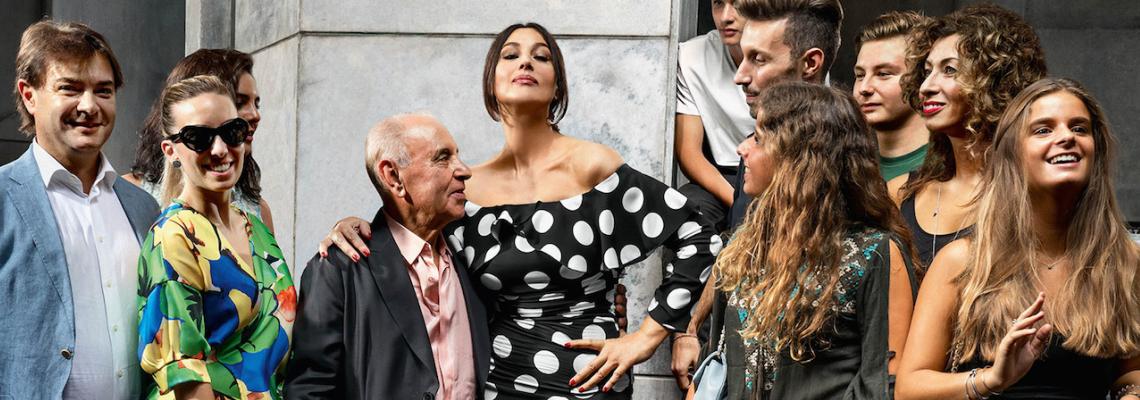 Моника, Карла, Ева, Хелена. We love новата на Dolce & Gabbana