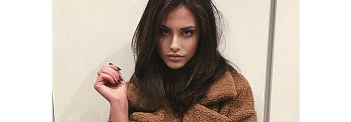 Made in BG: Ивелина блесна на корицата на Vogue
