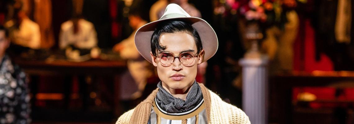 Fall 2019 Menswear: Dolce & Gabbana