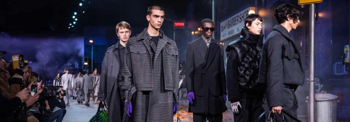 Fall 2019 Menswear: Louis Vuitton