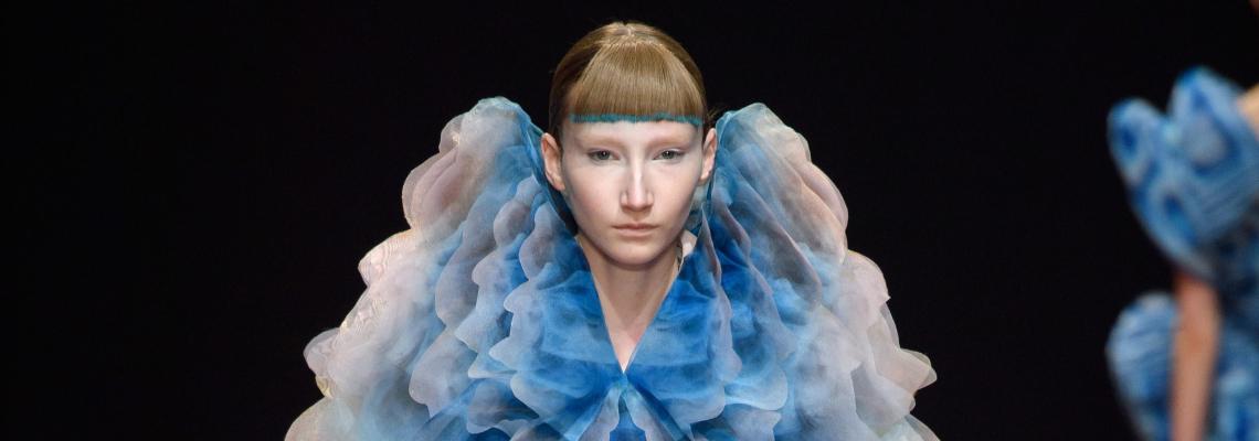 Couture Spring 2019: Iris van Harpen