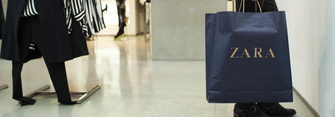 Изненада: Zara си има ново лого