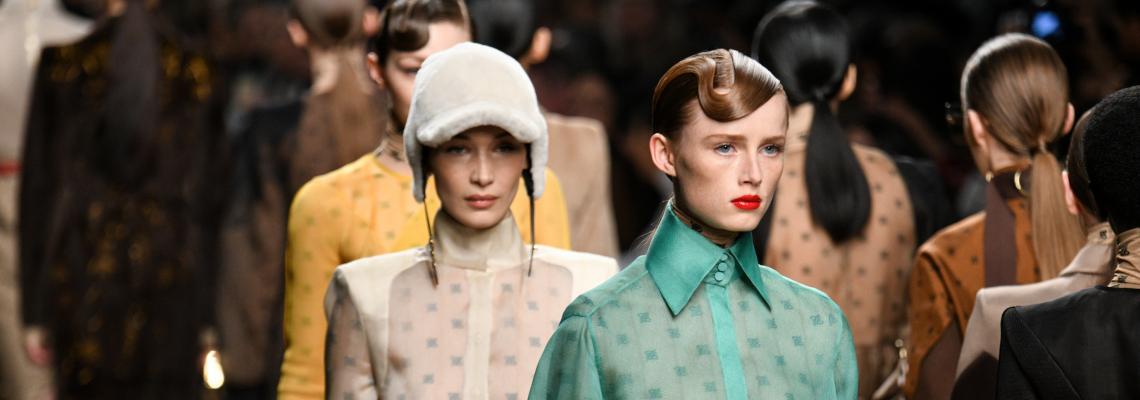 Fashion's longest love story: Последната на Карл за Fendi