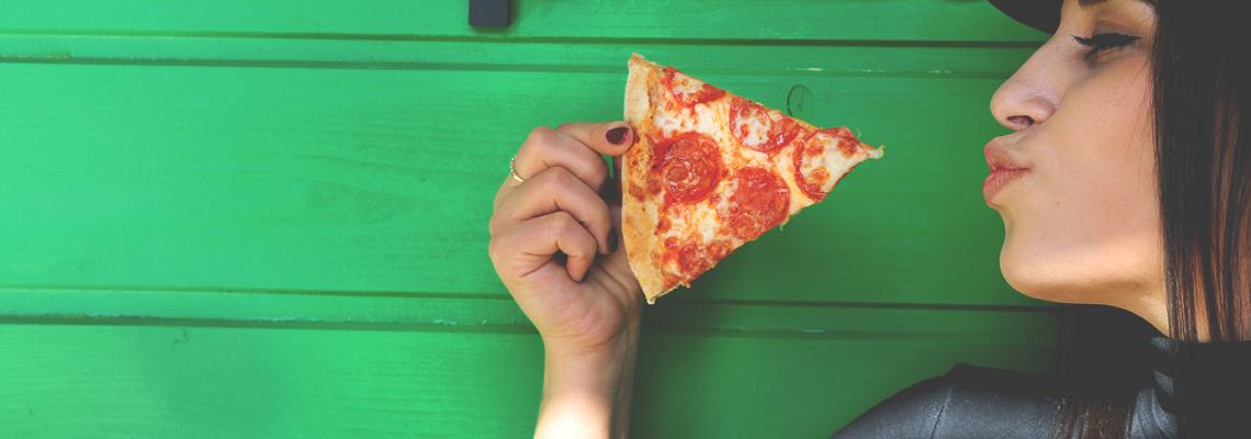 We love: #безсрамнодобра-та NKD pizza