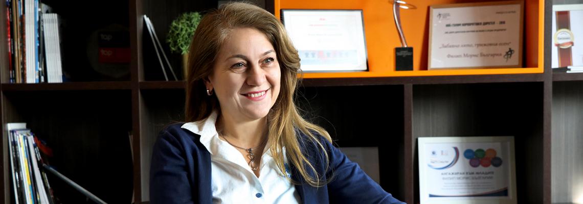 SUCCESS & THE CITY: Вержиния Джевелекова