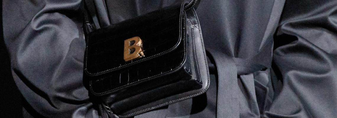Стрийт мода в черната обстановка на Balenciaga