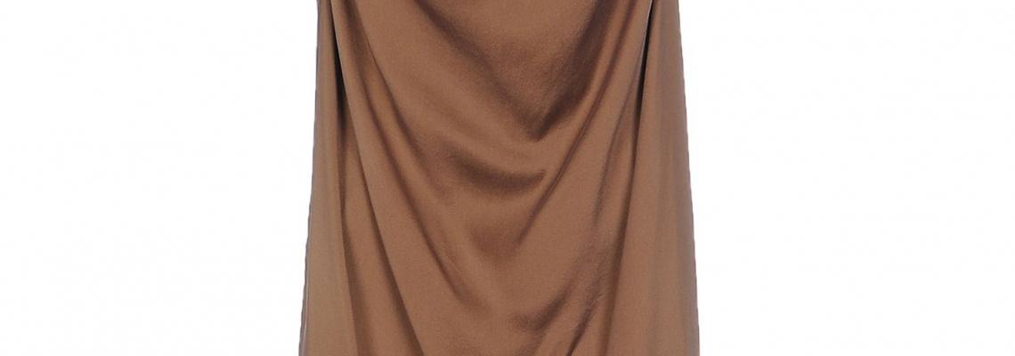 Silky drapes