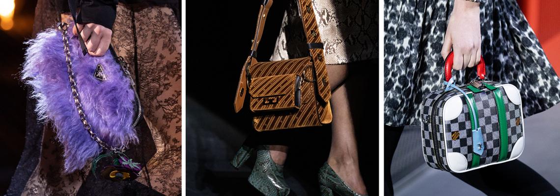 Тази, тази и тази: Чантите от есенните дефилета, на които хвърлихме око