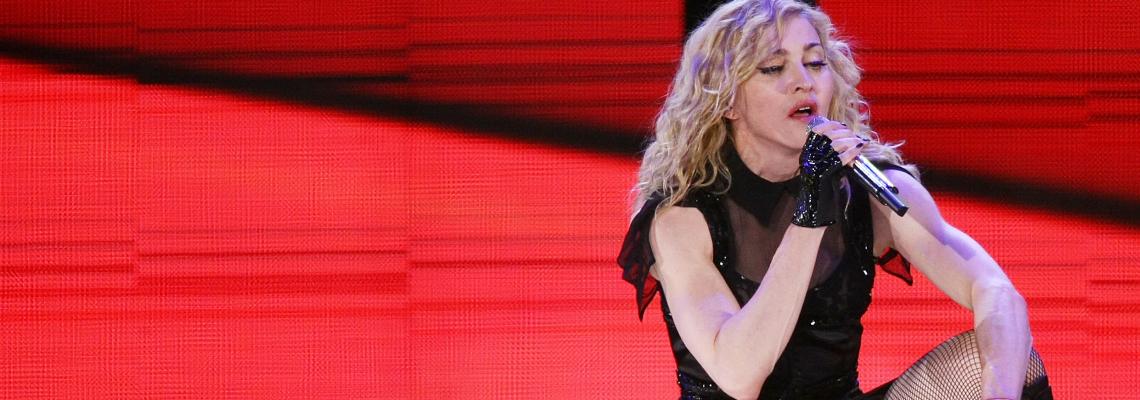 Мадона + Евровизия = 1 милион долара
