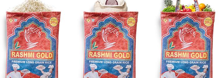 Една рециклирана торба за непалски ориз, моля!
