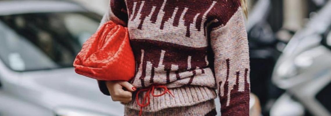 #ootd: Датската Хайди и плетените й шорти