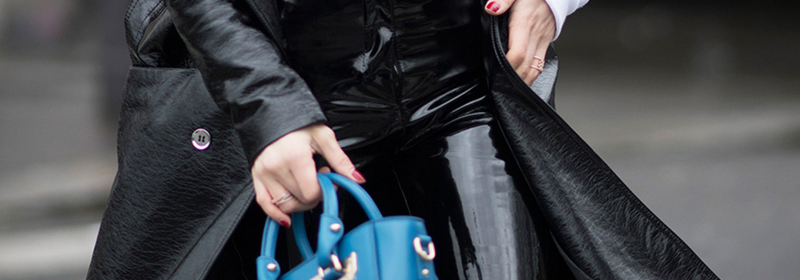 Lunchtime shopping: Leather me up!