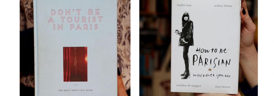 Какво да четем: Париж в книги, не на френски