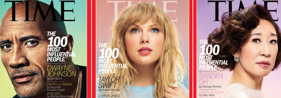 Time's 100: Пичоли, Келър & още кой?