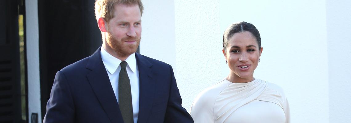 Принц Хари & Меган се отказаха от кралската титла