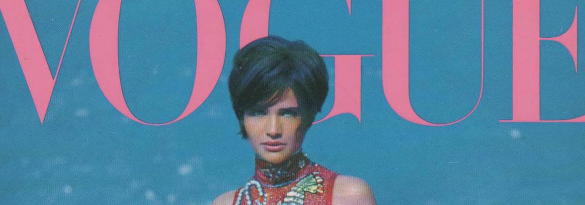 Бившата главна на британския Vogue разкритикува разголеното ансамбълче на Хелена Кристенсен