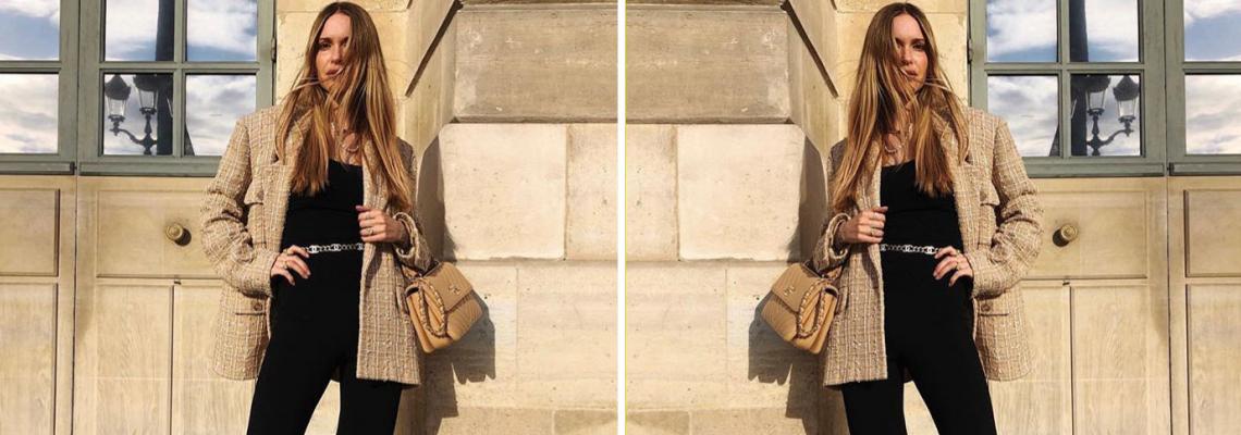 #ootd: C'est la vie в Chanel