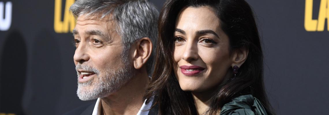 Любов по време на премиера: Джордж & Амал Клуни