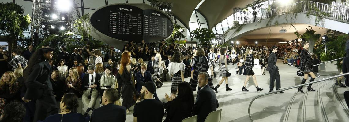 Louis Vuitton Front Row: Кой видя резортната отблизо?