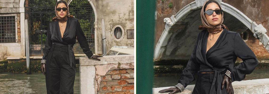 #ootd: Венеция, наполовина жена, наполовина риба