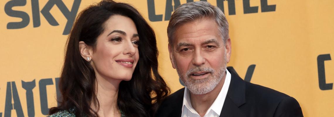 Любов по време на премиера vol.2: Джордж & Амал Клуни