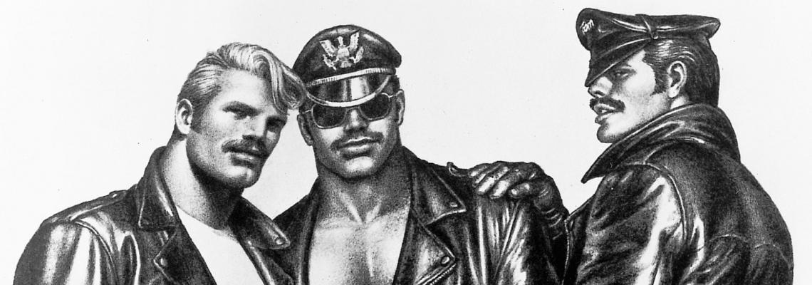 Art act: Финландецът Том и бруталната му гей-естетика