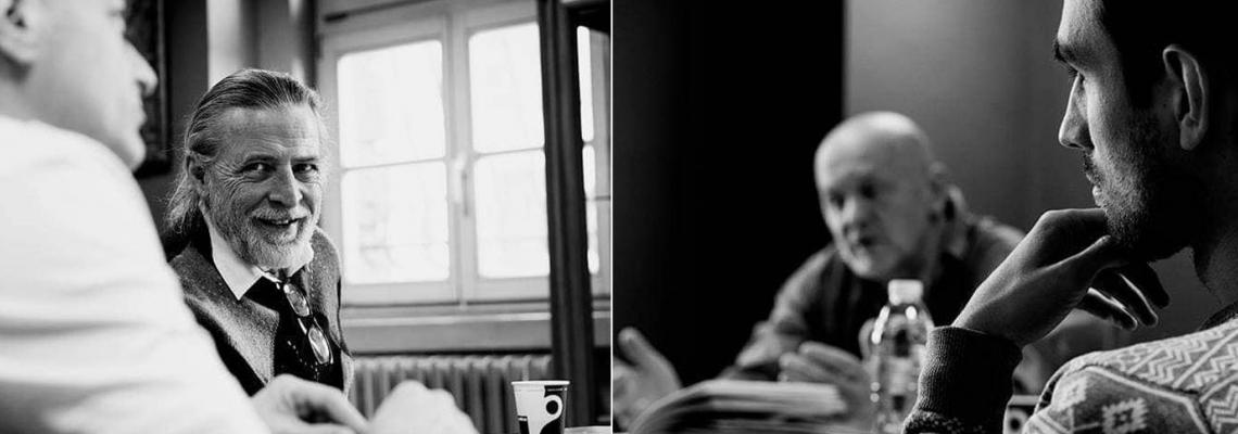 Валентин Ганев с премиера за гениален двоен агент - изобретател