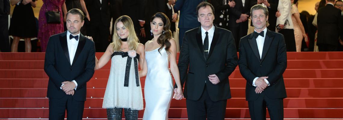 Cannes 2019: Брад, Лео & още от премиерата на Тарантино