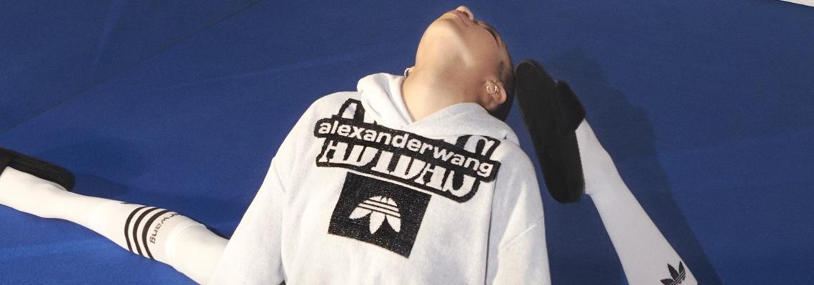 Гъвкавост и ретро силуети в новата на Alexander Wang & adidas originals