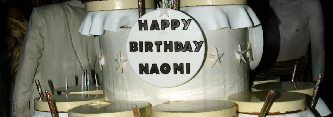 Усмивки от старите ленти: 100 ретро кадъра на рожденичката Наоми