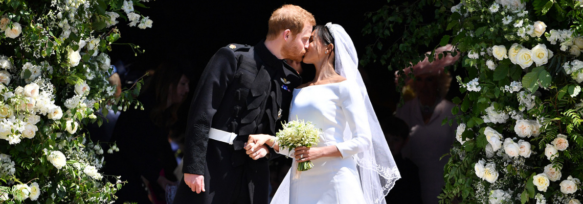Хората говорят: За незаконната снимка от сватбата на Хари & Меган
