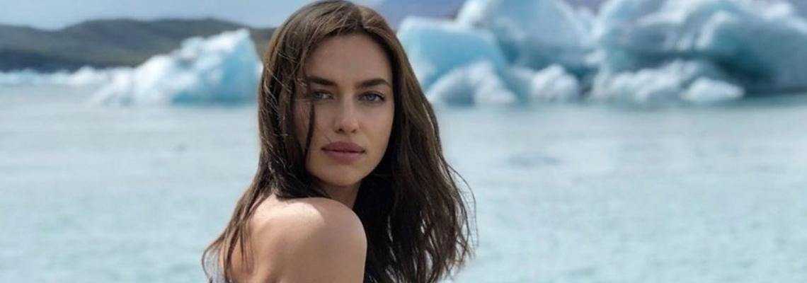 След раздялата: Ирина замина за Исландия