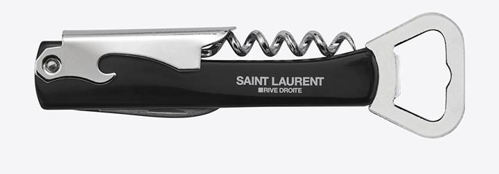 Да или Не: На Saint Laurent тирбушонът?