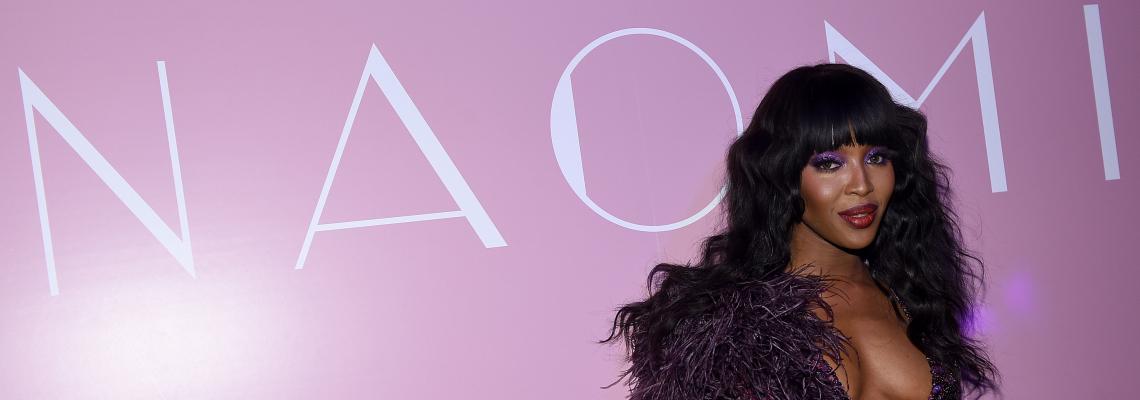 The Fashion Awards: Наоми Кембъл става
