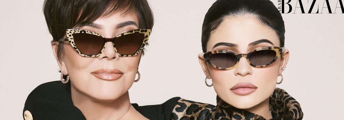 We love: Крис и Кайли за Harper's Bazaar Arabia