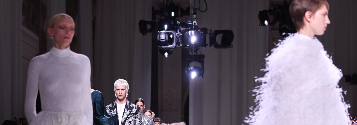 Радикалното благородство на Givenchy