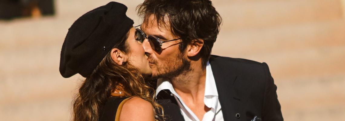 Обичта на известните: Ники & Иън в Париж