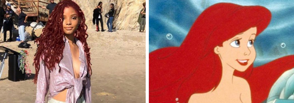 #NotMyAriel: Феновете недоволни от избора на актриса за Малката русалка