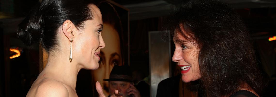 We love: Анджелина и Жаклин в Париж