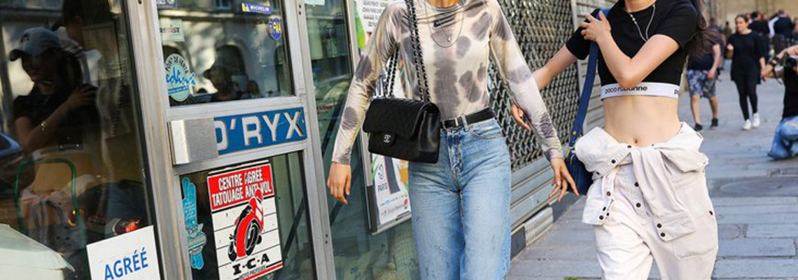 Street style вдъхновения: Висша мода, висш пилотаж в уличния стил