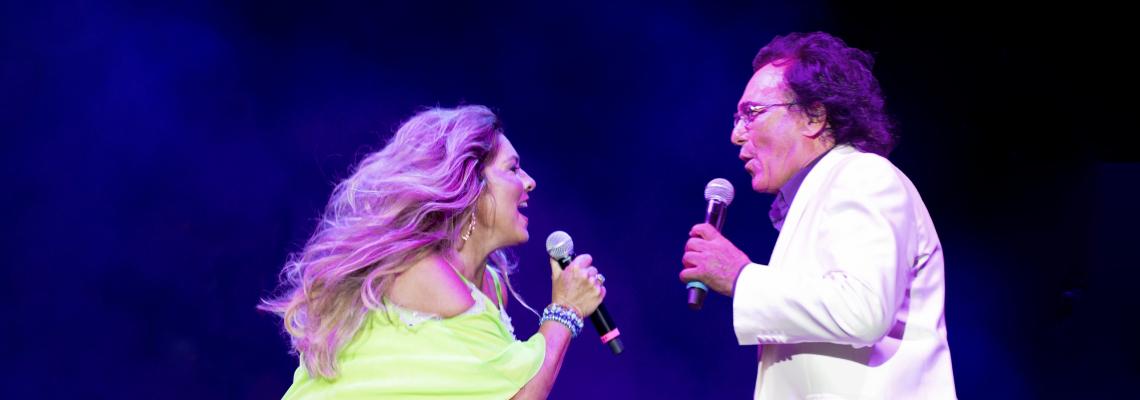 Felicità! Ал Бано и Ромина Пауър с предколеден концерт в София