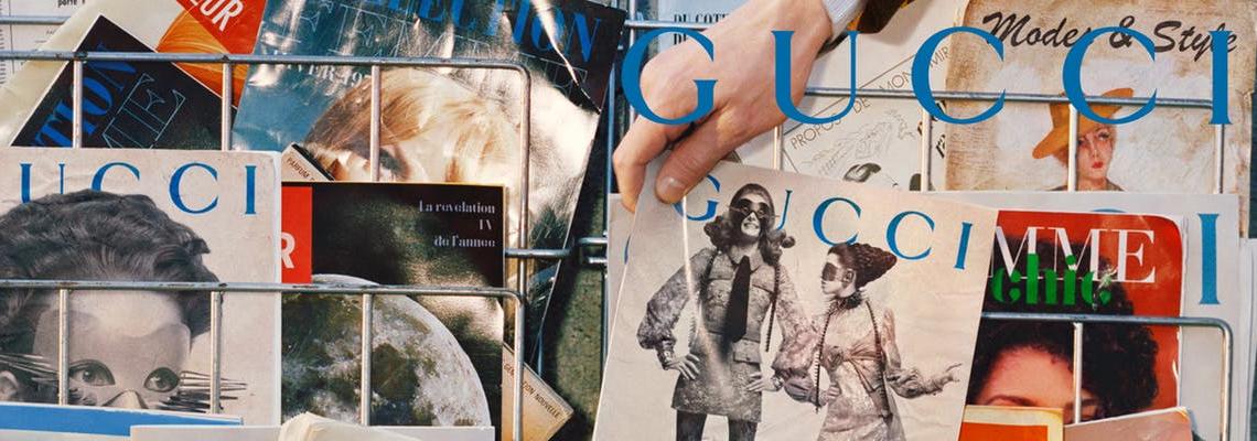 Кой как избра да се рекламира: Алесандро Микеле и Златната ера в модата за кампанията на Gucci - Есен/Зима 2019