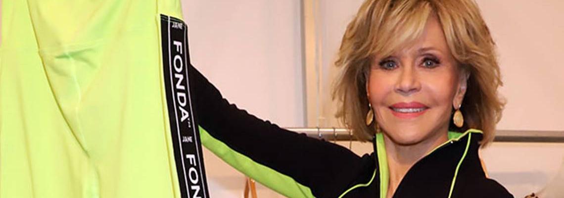 We love: Джейн Фонда на 81 със собствена спортна линия - She's Still Got It!