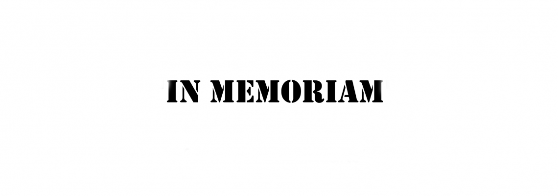In Memoriam: Жорж Ганчев - такъв, какъвто беше