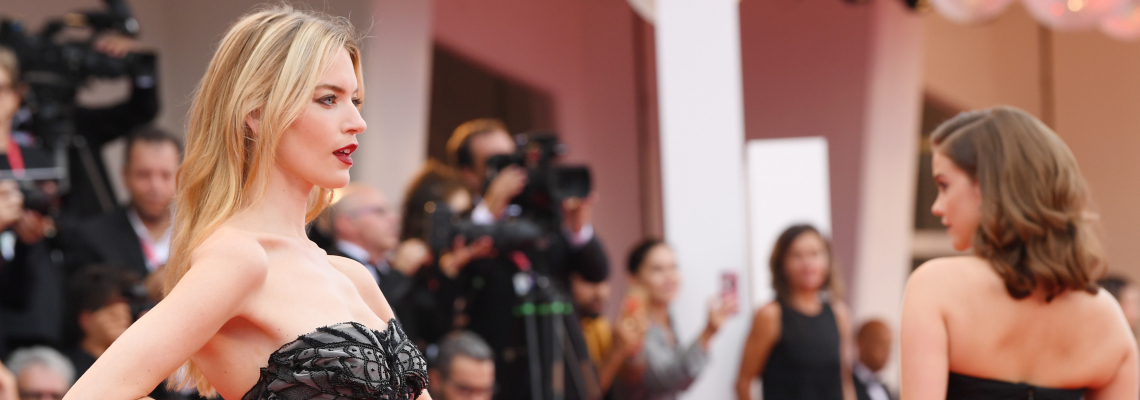 Ден първи по червения килим на Venice Film Festival 2019: Иман, Емир Кустурица и Катрин Деньов