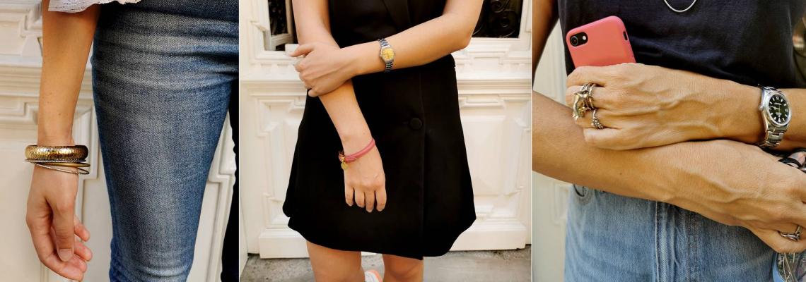 Моден ексхибиционизъм: Бижутата, с които не се разделяме ни денем, ни нощем