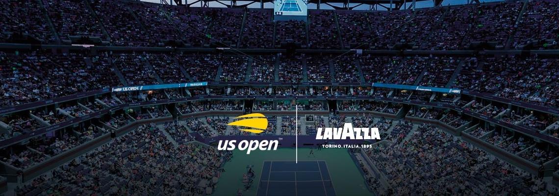 Lavazza представя 2 иновативни идеи от кортовете на US Open