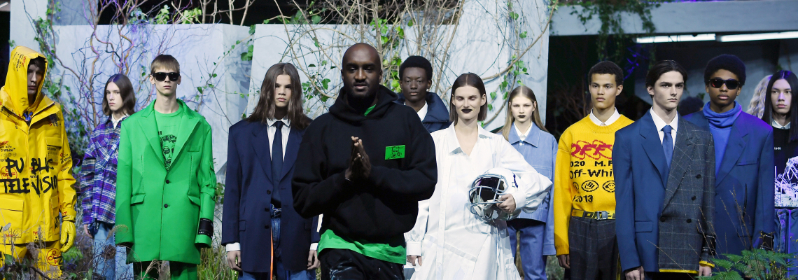 Феноменът Върджил Абло за значението на Off-White, дизайн-мантрата си, правенето на стойностна мода & още