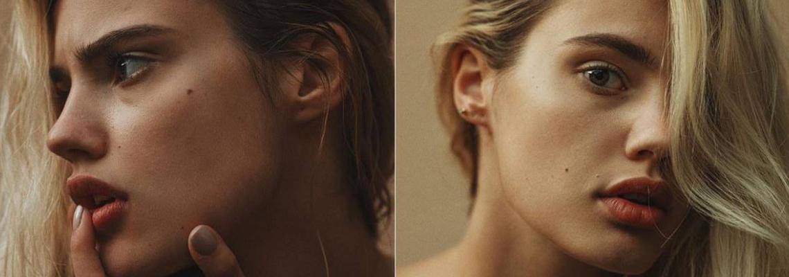 Прелестна Кристин за Vogue Italia